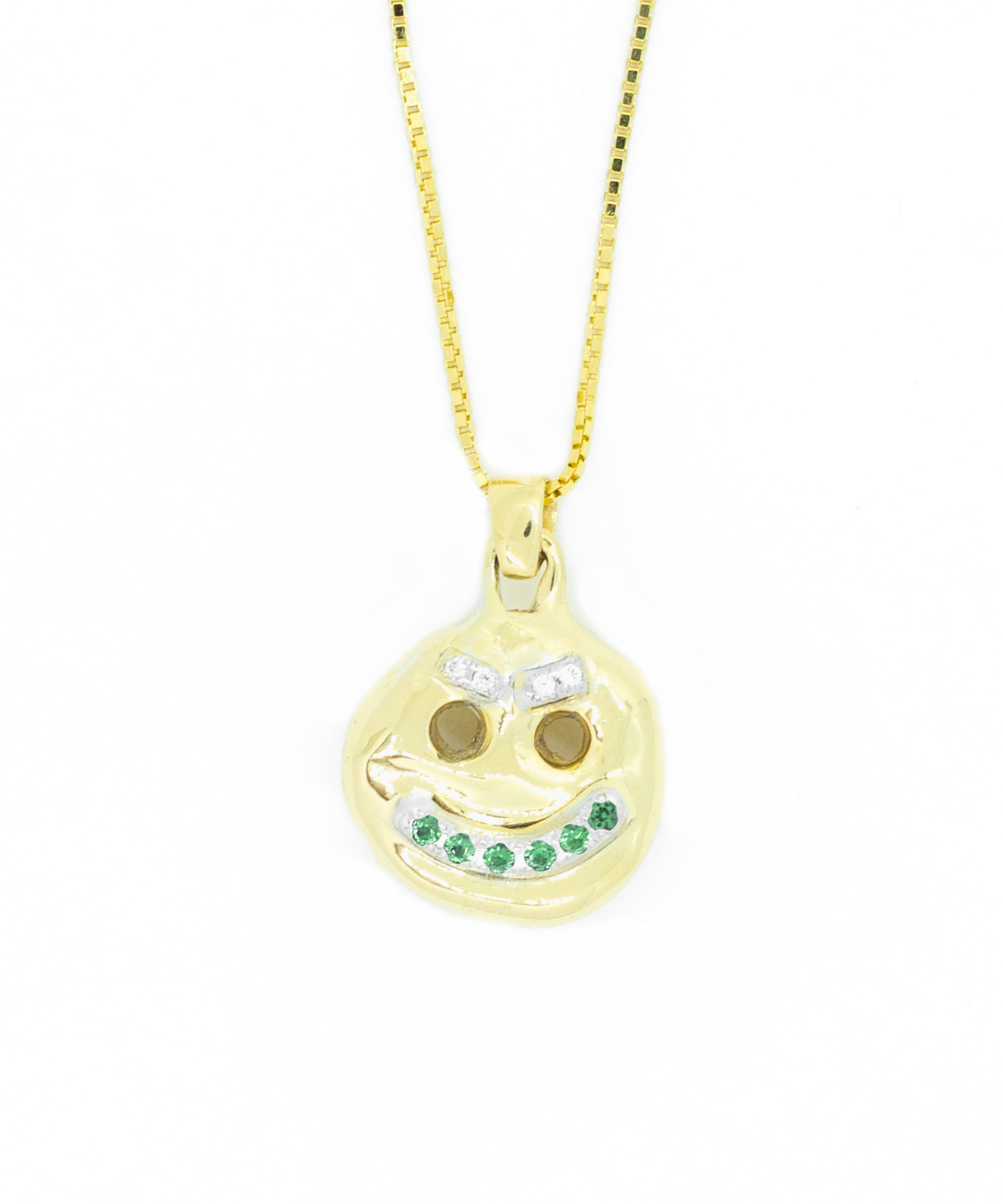 2-Faced Necklace
